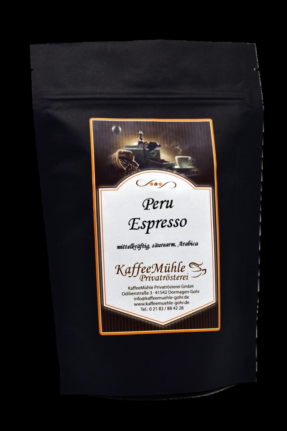 Peru Espresso